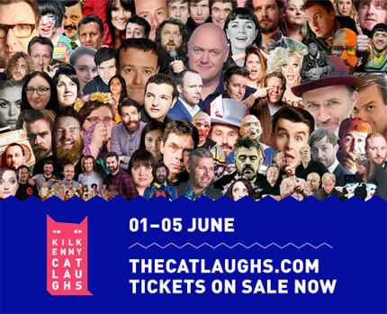 Festival - Cats Laugh - Comedians