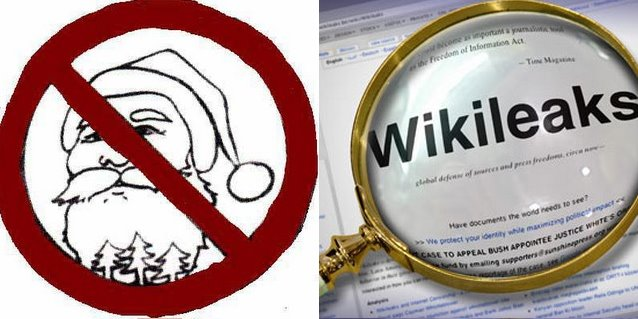 BrainSkip 11 – According to Wikileaks, There is no Santa!
