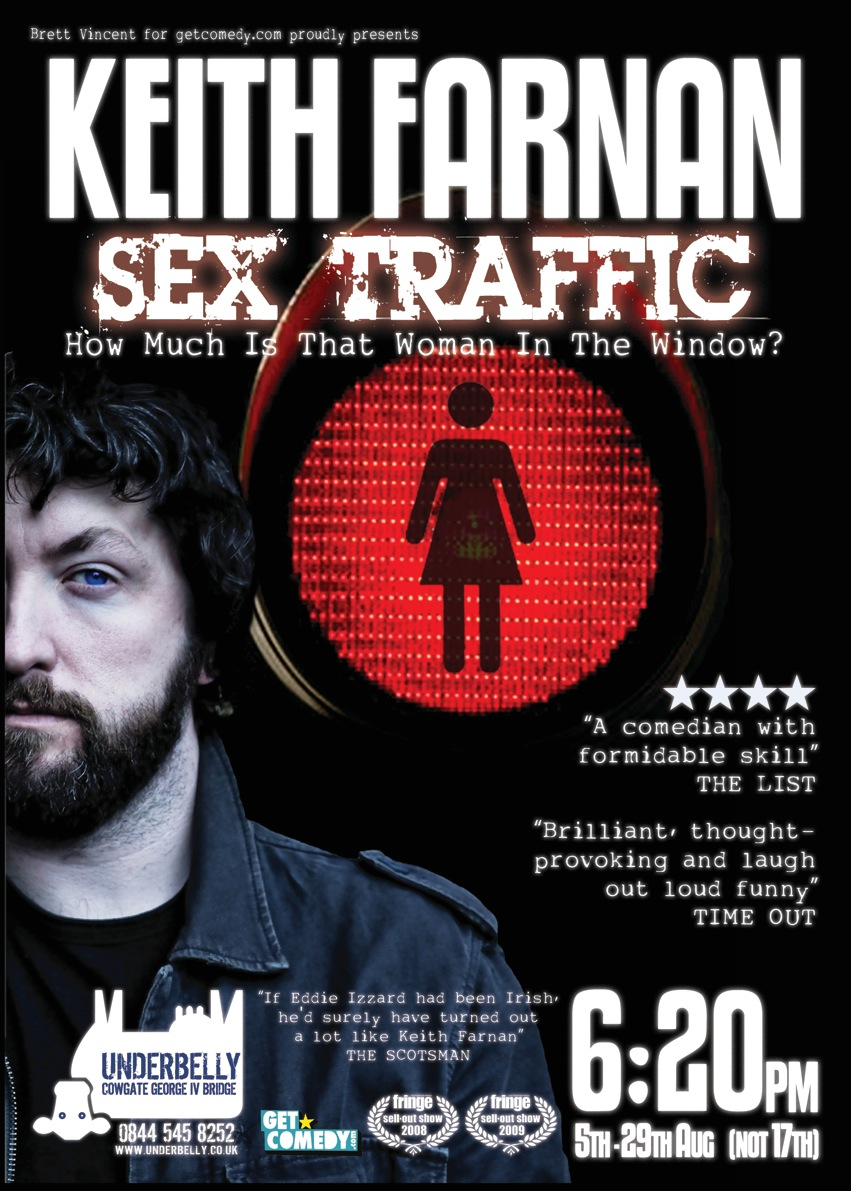 Sex Traffic – Comedy versus Sexism