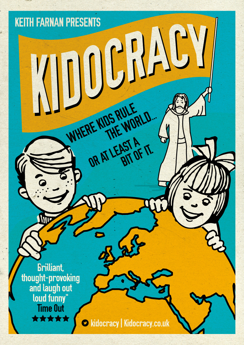 Coming Soon – Kidocracy