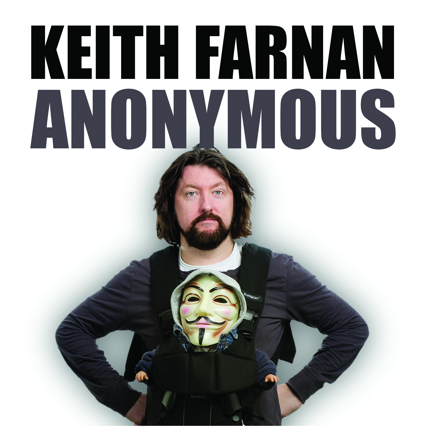 "New comedy album – ""Anonymous"""